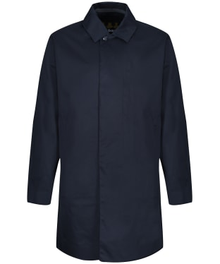 Men's Barbour Selkig Waterproof Jacket - Navy