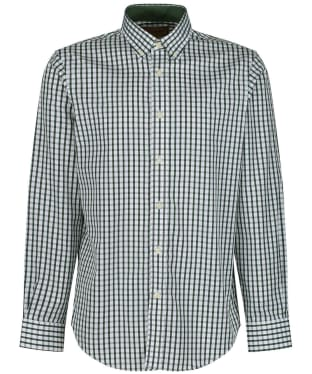 Men's Schöffel Harlyn Shirt - Sage Check