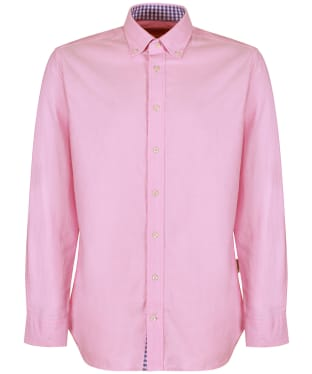 Men's Schöffel Soft Oxford Shirt - Pale Pink