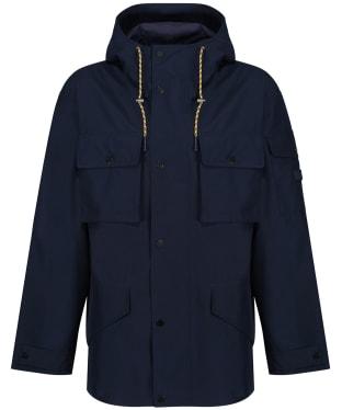 Men's Aigle Retino Waterproof Jacket - Marine Aigle