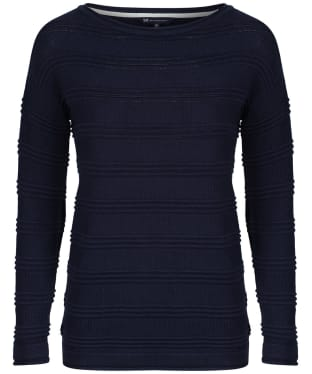 Women's Crew Clothing Salcombe Jumper - Navy