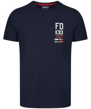 Men's Musto FD K93 T-Shirt - True Navy