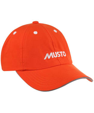 Men's Musto UV Fast Dry Crew Cap - Fire Orange