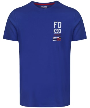 Men's Musto FD K93 T-Shirt - Marine Blue