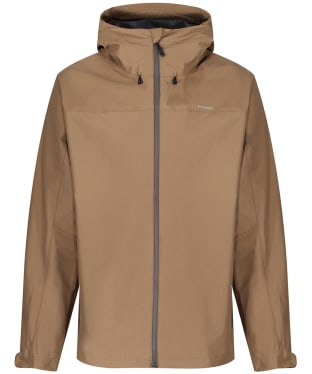 Men's Filson Swiftwater Rain Jacket - Dark Tan