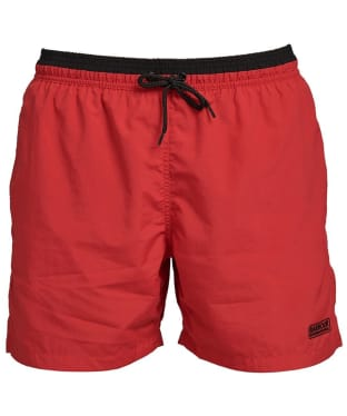 Men's Barbour International Edge Trim Swim Shorts - Lava