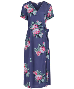 Women's Joules Callie Dress - Floral Blue