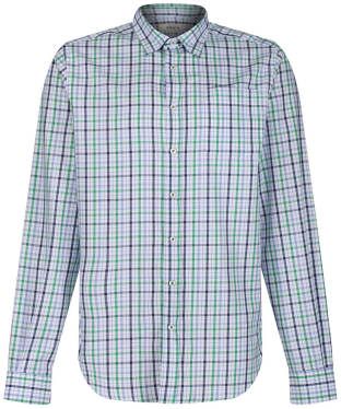 Men's Dubarry Rathdrum Shirt - Kelly Green