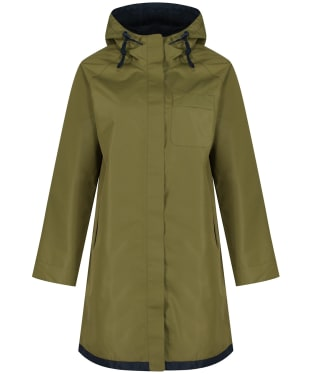Women's Seasalt Two Paths Reversible Raincoat - Cut Stem