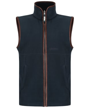 Men's Schoffel Oakham Fleece Gilet - Kingfisher