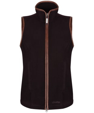 Women's Schoffel Lyndon Fleece - Aubergine