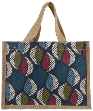 Women's Seasalt Cute Jute - Latte Leaf Dark Jade