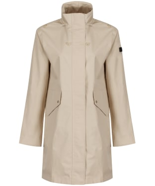 Women's Aigle Chamaes Waterproof Jacket - Beige Aigle