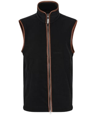 Men's Schoffel Oakham Fleece Gilet - Gunmetal