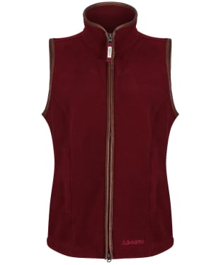 Women's Schoffel Lyndon Fleece - Ruby