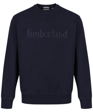 Men's Timberland Exeter River Logo Embroidery Crew Sweater
