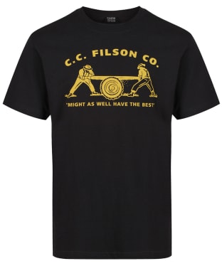 Men's Filson S/S Outfitter Graphic T-shirt