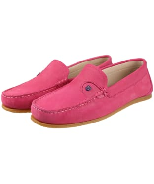 Women's Dubarry Bali Loafers - Orchid