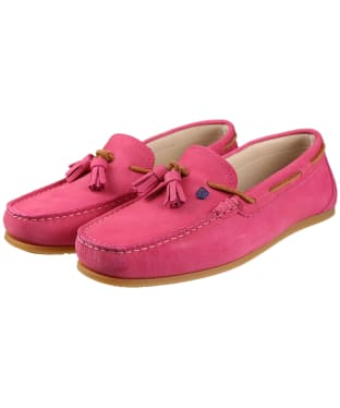 Women's Dubarry Jamaica Boat Shoes - Orchid