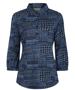 Women's Seasalt Day Mark Shirt - Scilly Fields Harbour