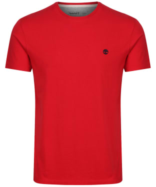 Men's Timberland Dunstan River Crew Slim Tee - Barbados Cherry