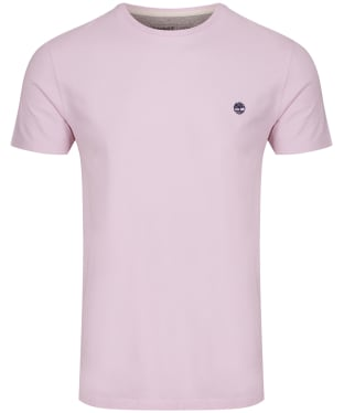 Men's Timberland Dunstan River Crew Slim Tee - LIGHT LILAC