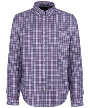 Men's Crew Clothing Milliom Pinpoint Shirt