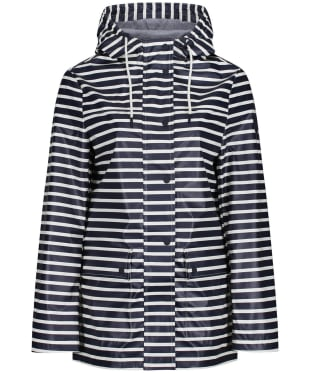 Women's Crew Clothing Rubber Stripe Jacket