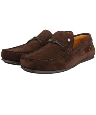 Men's Dubarry Voyager Casual Loafers - Cigar