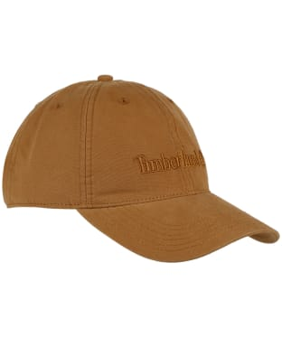 Men's Timberland Cotton Canvas Baseball Cap - Wheat
