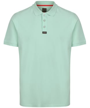 Men's Musto Pique Polo Shirt - Mist