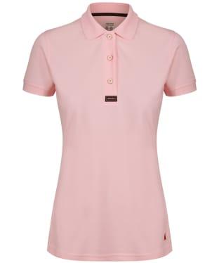 Women's Musto Pique Polo Shirt - Oxford Pink