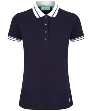 Women's Dubarry Parkmore Polo Shirt - Navy