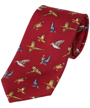 Boy's Soprano Country Birds Tie