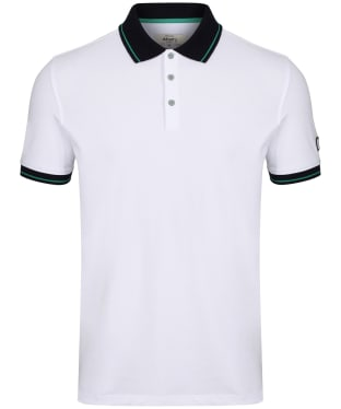Men's Dubarry Grangeford Polo Shirt - White