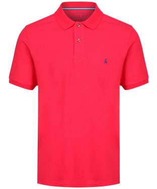 Men's Joules Woody Classic Fit Polo Shirt - Poppy