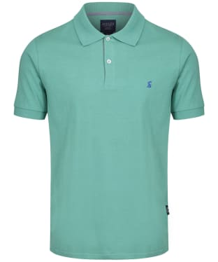 Men's Joules Jersey Polo Shirt - Green