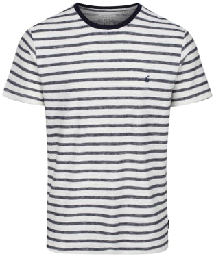 Men's Joules Textured Stripe T-Shirt