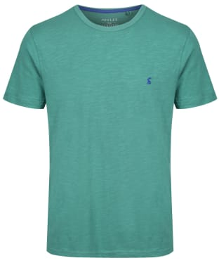 Men's Joules Denton Solid Crew Neck T-Shirt - Green