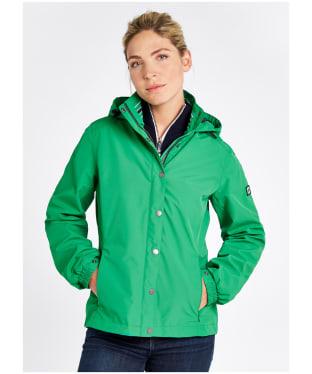Women's Dubarry Baltimore Waterproof Jacket - Kelly Green