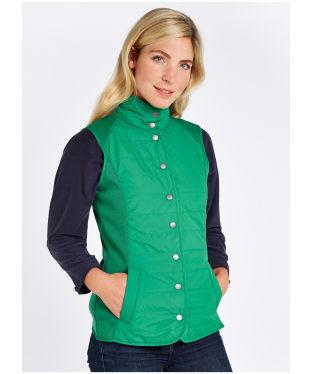 Women's Dubarry Ballycoe PrimaLoft® Gilet - Kelly Green