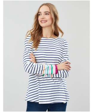 Women's Joules Harbour Long Sleeve Jersey Top