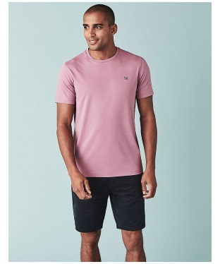 Men's Crew Clothing Classic Tee - Dusty Lavender