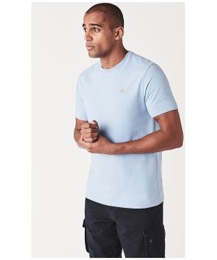 Men's Crew Clothing Classic Tee - Vista Blue