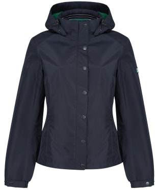 Women's Dubarry Baltimore Waterproof Jacket - Navy