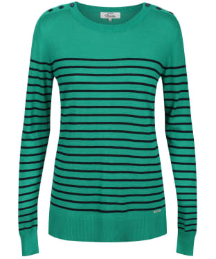 Women's Dubarry Portlaw Sweater - Kelly Green
