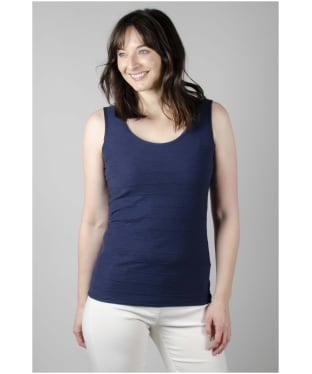 Women's Lily & Me Layering Vest - Navy