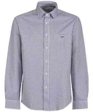 Men's R.M. Williams Collins Cotton Twill Shirt