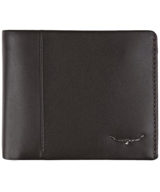 R.M. Williams Men's Wallet with Coin Pocket - Brown
