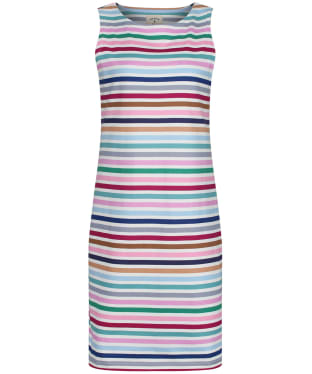 Women's Joules Riva Print Sleeveless Jersey - Multi Stripe
